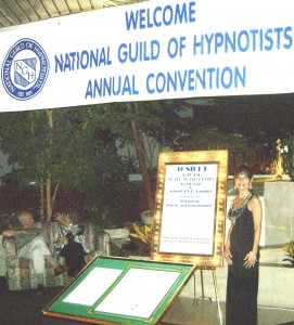 National Guild of Hypnotists Convention